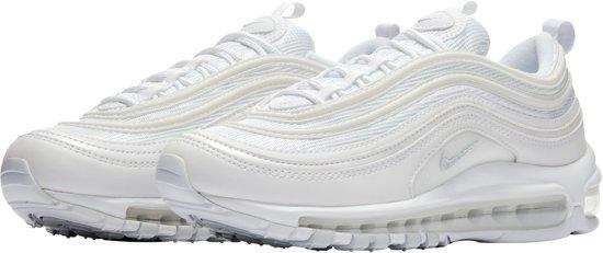 Nike Air Max 97 Sneakers - Maat 38.5 - Vrouwen - wit/crème