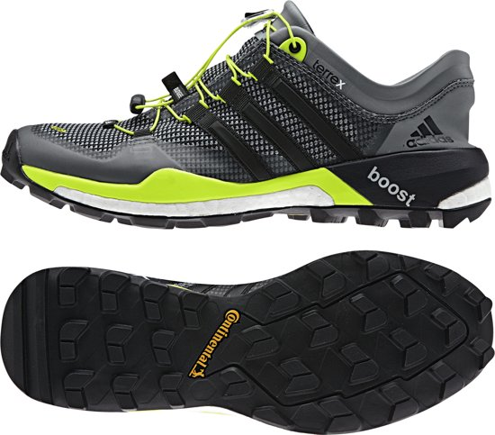 Adidas Grijs Groen