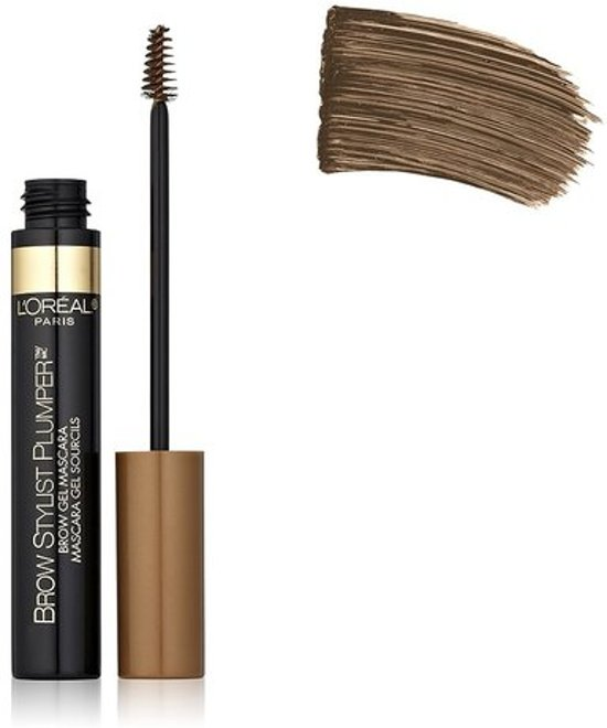 ef69a631ea3 L'Oreal Paris Brow Stylist Plumper Brow Gel Mascara - 375 Light to Medium
