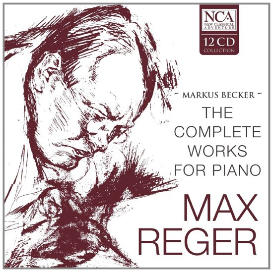 Reger: The Complete Works For Piano