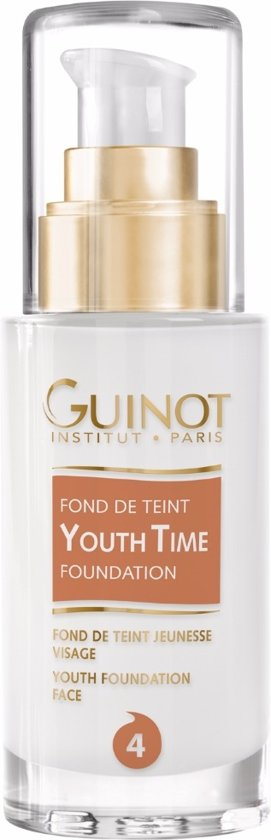 Guinot Youth Time Fond De Teint Soin Youth Time Foundation 30ml - No1 Fair Skin
