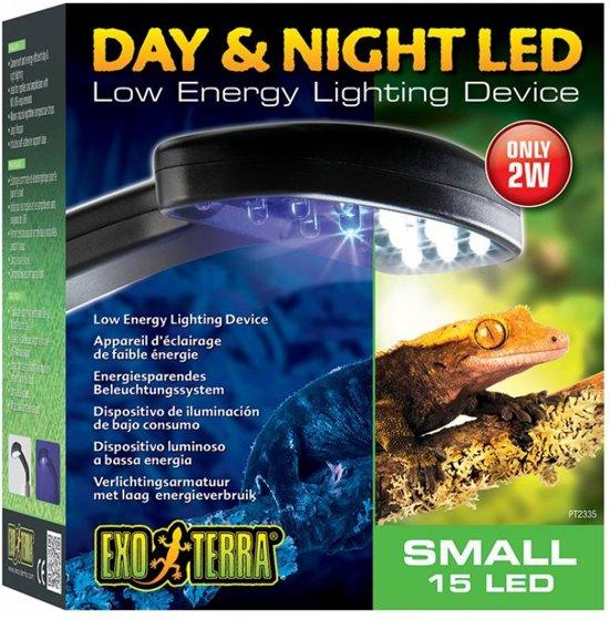 Exo Terra Dag & Nacht Led Small 2 W