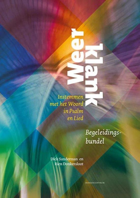 Boek cover Weerklank van  (Hardcover)