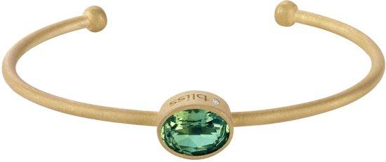 Bliss goudkleurig vergulde armband - 20048046