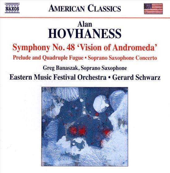 Symphony No. 48, Soprano Saxophone Concerto, Prelu