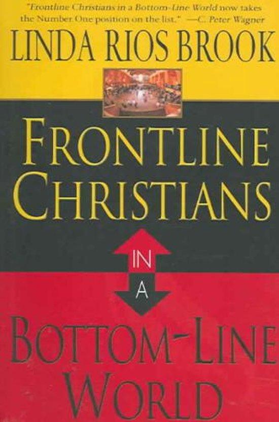 christian line Bottom frontline world in