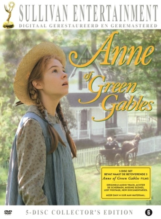 Afbeelding van Anne Of Green Gables Trilogy