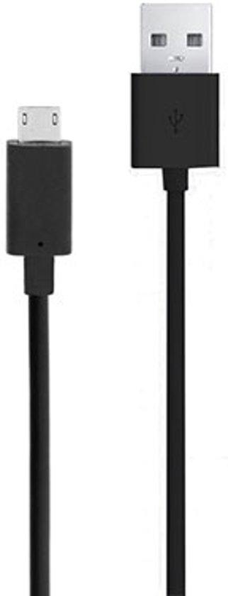 Celly Micro USB Data-kabel - Zwart