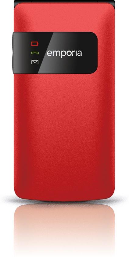 Emporia Flip Basic - rood