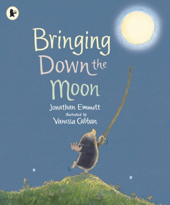 Boek cover Bringing Down the Moon van Jonathan Emmett (Paperback)
