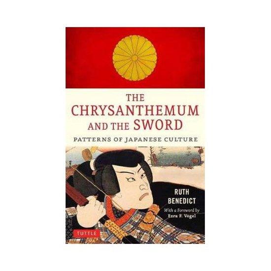 Bolcom Chrysanthemum And The Sword Ruth Benedict 9784805314913