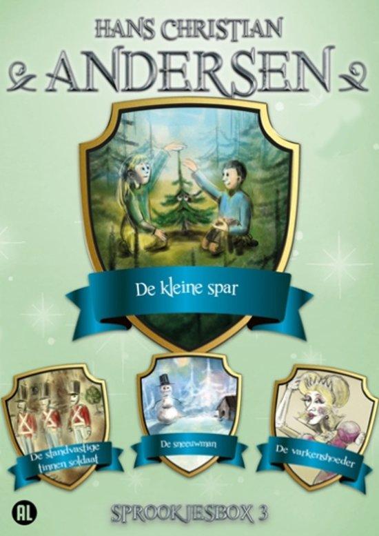 Sprookjes van Hans Christian Andersen box 3 (incl luisterboek)