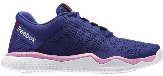 e4607289c4a bol.com | Reebok Fitness-schoenen Zsprint Dames Paars Maat 37,5