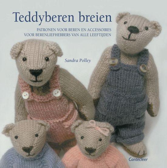 Bolcom Teddyberen Breien S Polley 9789021335094 Boeken