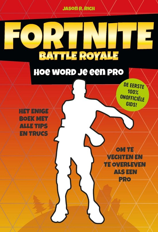 Boek cover Fortnite Battle Royale - Hoe word je een pro van Jason R. Rich (Onbekend)