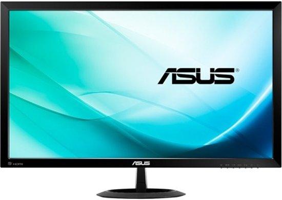 ASUS VX278Q 27'' Full HD LED Mat Zwart computer monitor