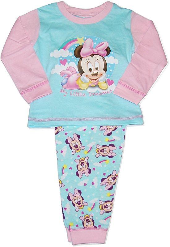 dd73f42bff4 Minnie Mouse baby/peuter pyjama maat 68/74 (6-9 mnd)