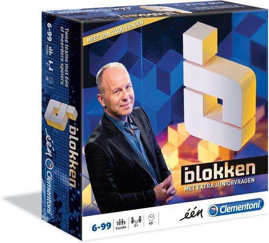 Blokken TV Show: Ben Je Een Goede Quizzer? - Bordspel