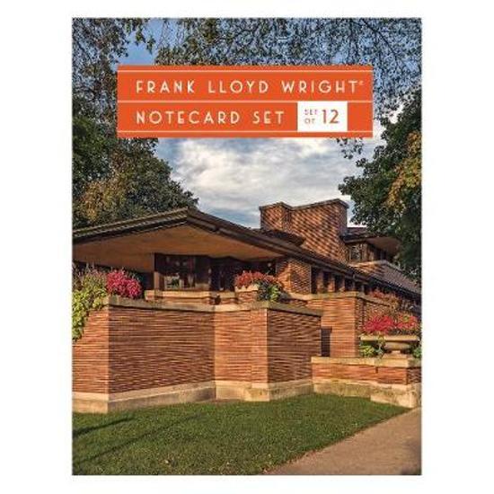 Bolcom Frank Lloyd Wright Portfolio Notecards Frank Lloyd Wright