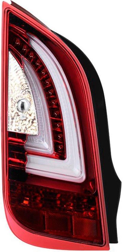 AutoStyle Set LED Achterlichten Volkswagen Up! & Skoda Citigo 2011- - Rood/Helder