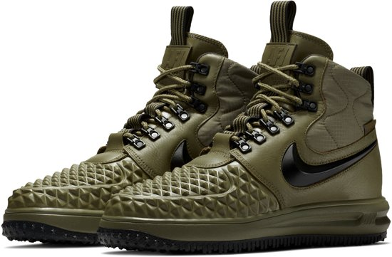 quality design 10f3f 42289 ... discount nike lunar force 1 duckboot 17 sneakers maat 42.5 mannen groen  a36dd 602be