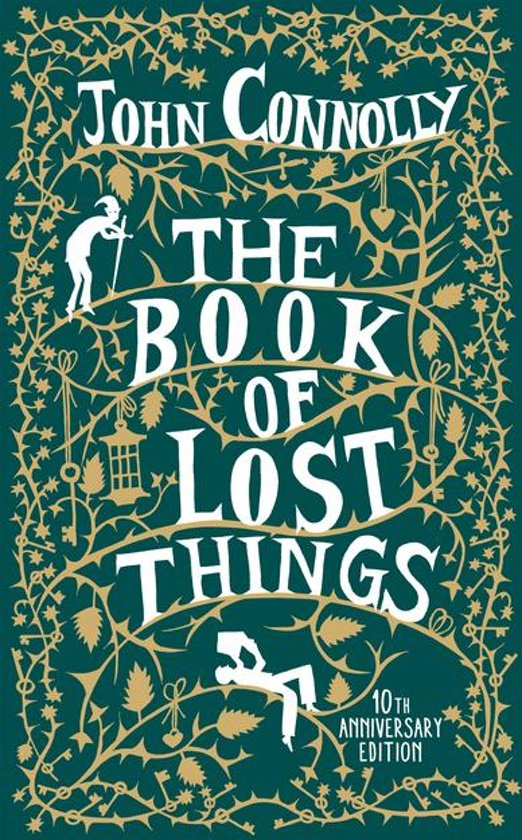 The Book of Lost Things Illustrated Edition