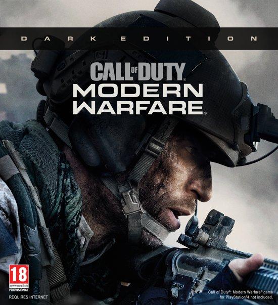 Afbeelding van Call of Duty: Modern Warfare - Dark Edition - PS4