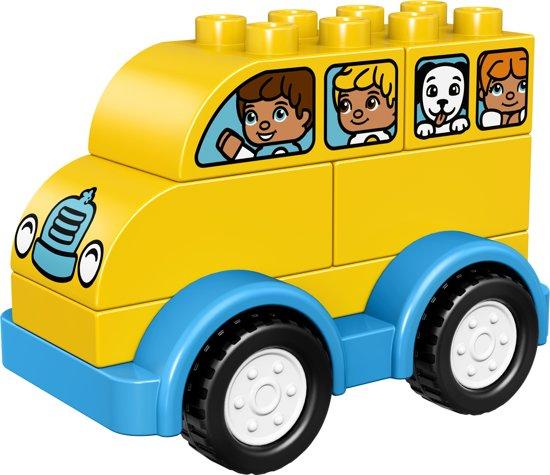 LEGO DUPLO Mijn Eerste Bus - schoencadeautjes tot 5 euro