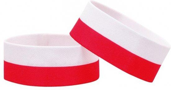 Supporter armband Polen