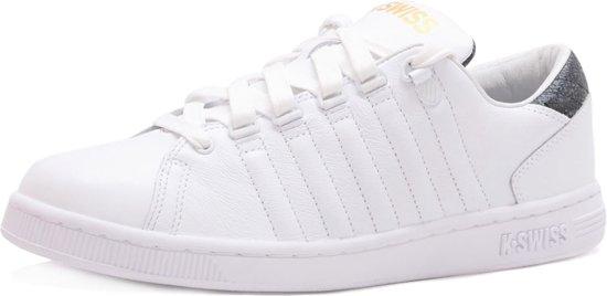 K-Swiss Lozan III TT 95294-197, Vrouwen, Wit, Sneakers maat: 37.5 EU