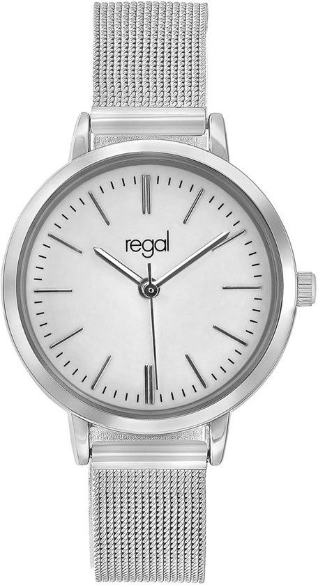 Regal - Regal mesh horloge stalen band