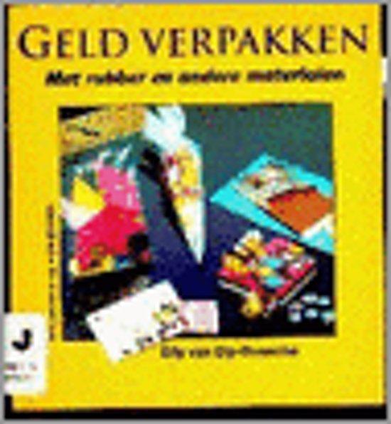 Geld verpakken met rubber en andere materialen - E. van Elp-Bosscha |