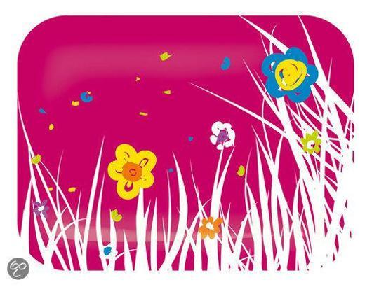 Zak!Designs Pixie Dienblad - 40 x 30 cm - Raspberry