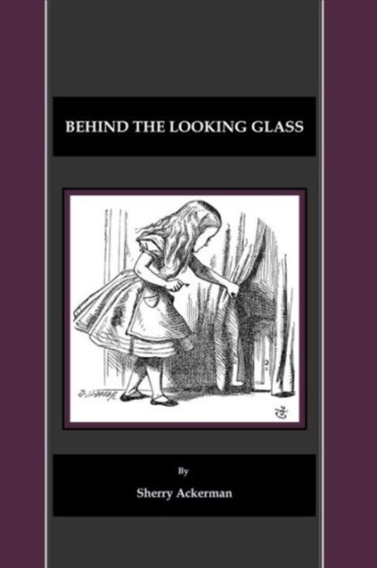 Bol Behind The Looking Glass 9781847184863 Sherry L
