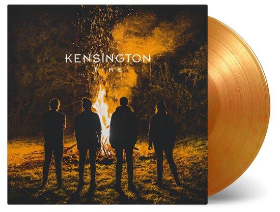 CD cover van Time (Coloured Vinyl) van Kensington