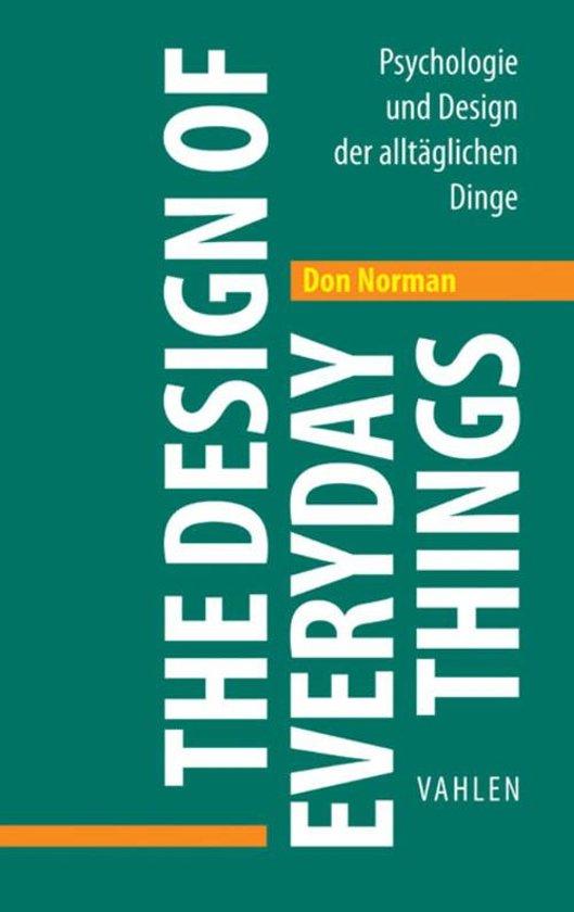 Design Of Everyday Things Ebook