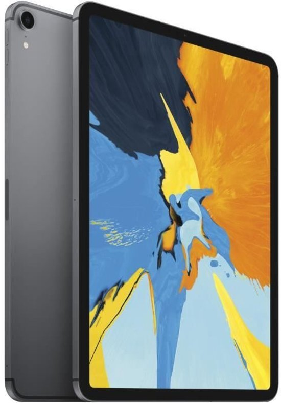Apple iPad Pro 11 inch (2018) 256 GB Wifi + 4G Space Gray