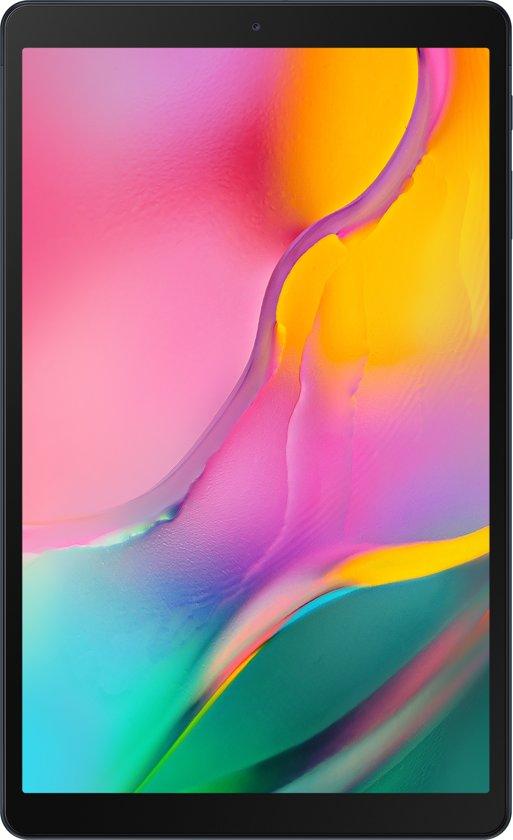 Samsung Galaxy Tab A 10.1 Wifi + 4G 32GB Zwart (2019)