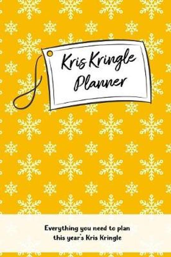 Kris Kringle Planner
