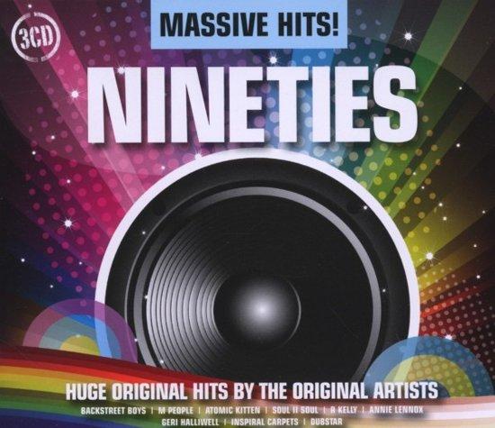 Massive Hits: 90's