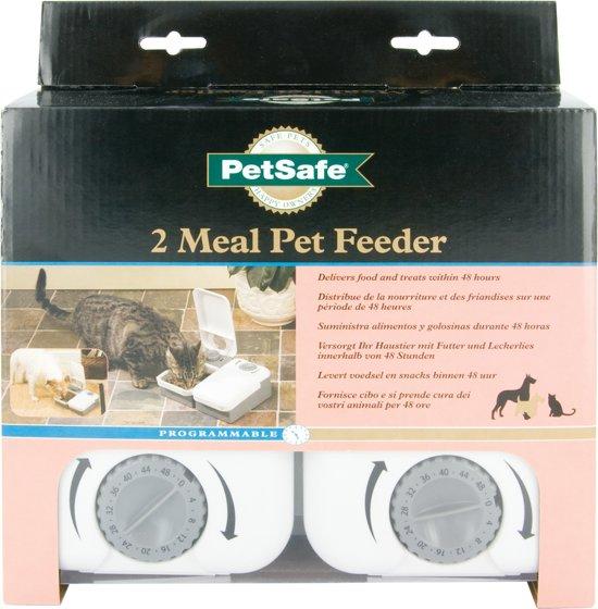PetSafe 2 Meal Pet Feeder - Voerautomaat