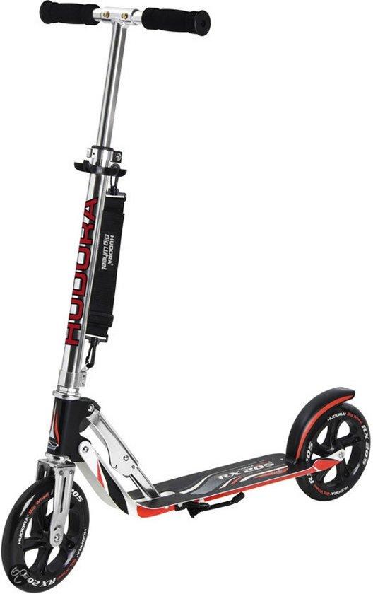 hudora scooter big wheel rx 205 step rood. Black Bedroom Furniture Sets. Home Design Ideas