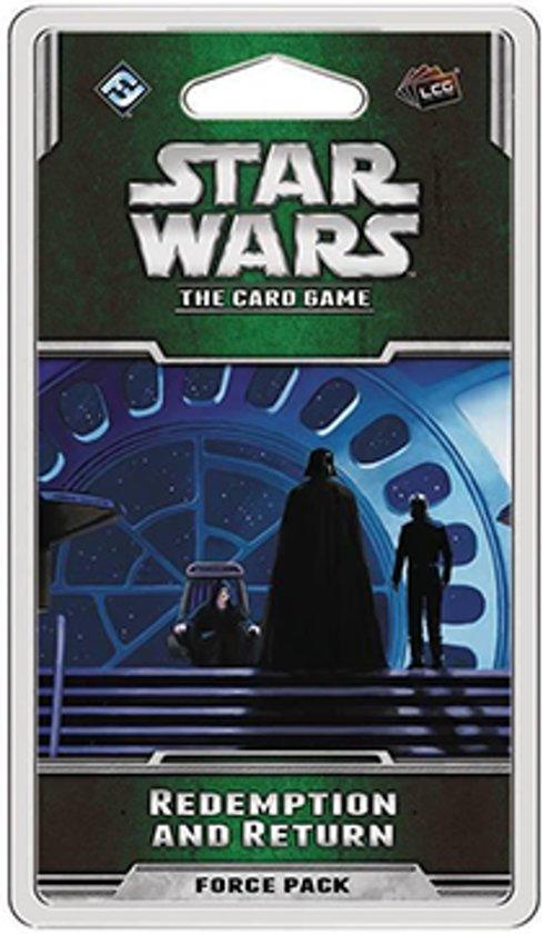 Afbeelding van het spel Star Wars LCG - Redemption and Return Force Pack