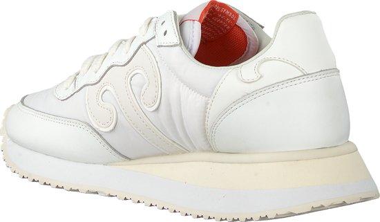 Wushu Dames Lage Sneakers Master - Wit