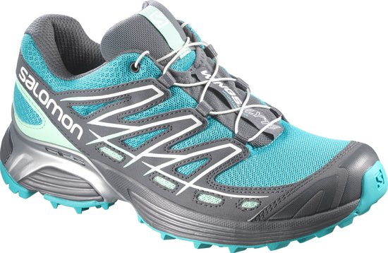 Ailes Turquoise De Chaussures Salomon OlnGZwV