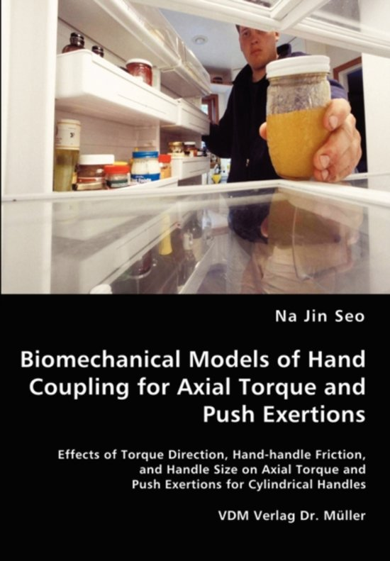Biomechanical Models of Hand Coupling for Axial Torque and Push Exertions