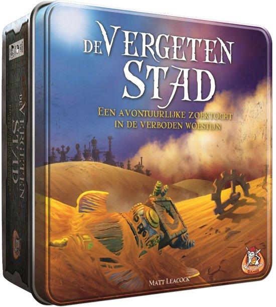 De Vergeten Stad - Bordspel