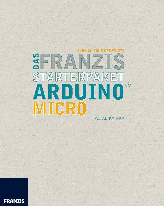 Das Franzis Starterpaket Arduino Micro