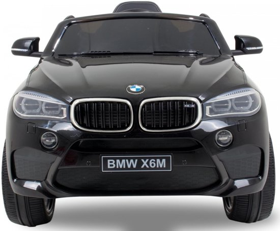 bmw x6 kinderauto zwart bmw speelgoed. Black Bedroom Furniture Sets. Home Design Ideas