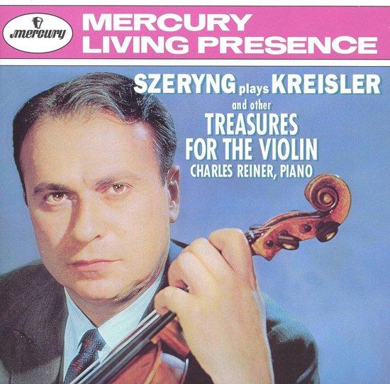 Szeryng plays Kreisler and other Treasures / Reiner